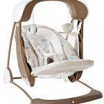 Review : Fisher-price deluxe take along swing and seat