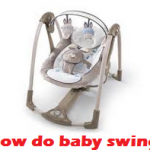 How do baby swings work?