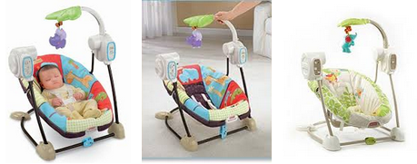 Top 3 Best Baby Swing For Small Spaces Of 2017