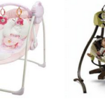 Top 3 best swing for newborn baby reviews 2017