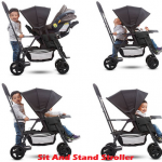 Best Sit And Stand Stroller For Infant & Toddler Of 2019