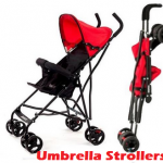 Top 5 Best Umbrella Strollers Reviews Of 2019